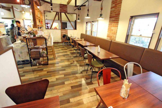 鎌ケ谷市中沢のわかなカフェが鎌ケ谷リゾートとしてリニューアル